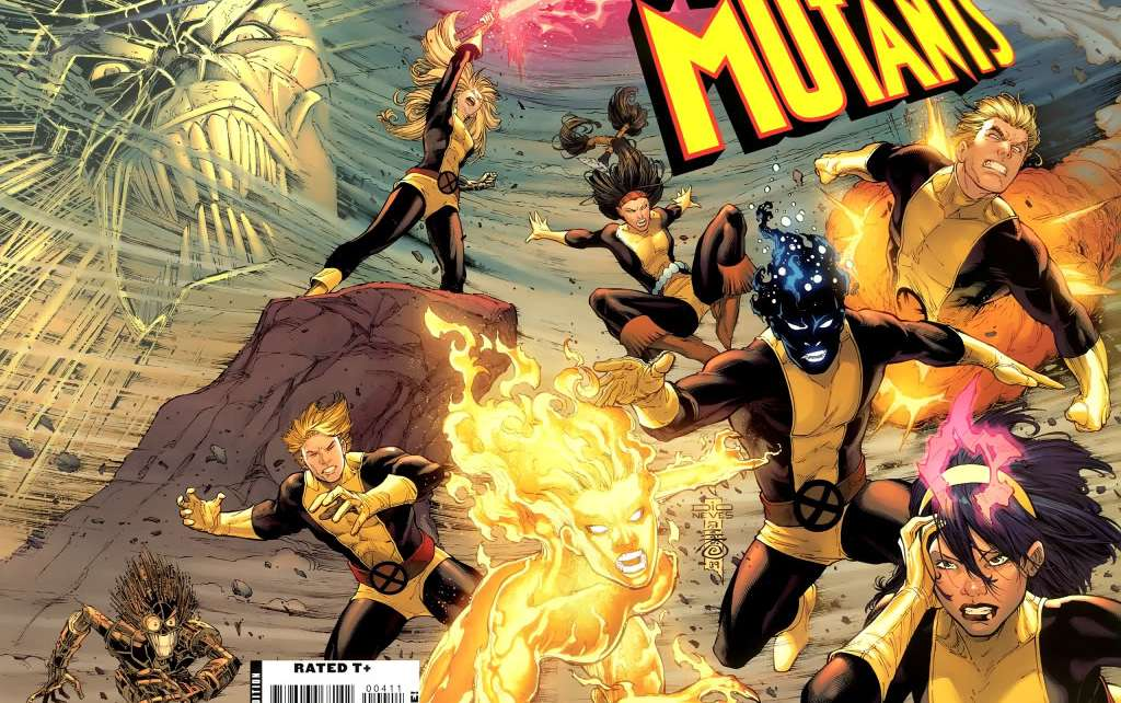 new mutants - The New Mutants : premier teaser new mutants image