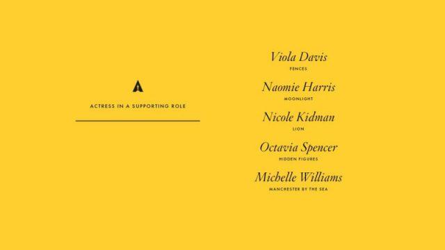 nominations - Oscars : 14 nominations pour La La Land NOMINATIONS oscars 1 1