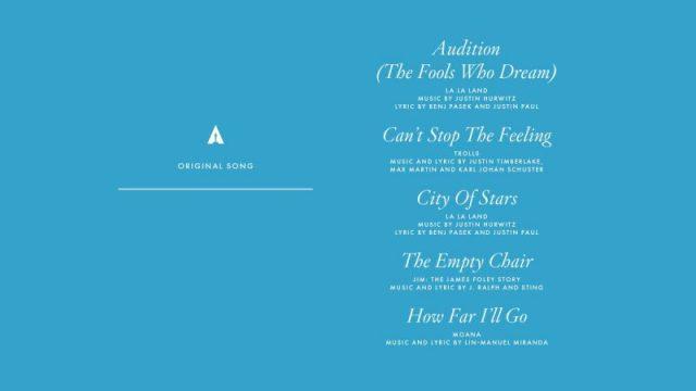 nominations - Oscars : 14 nominations pour La La Land NOMINATIONS oscars 1 12