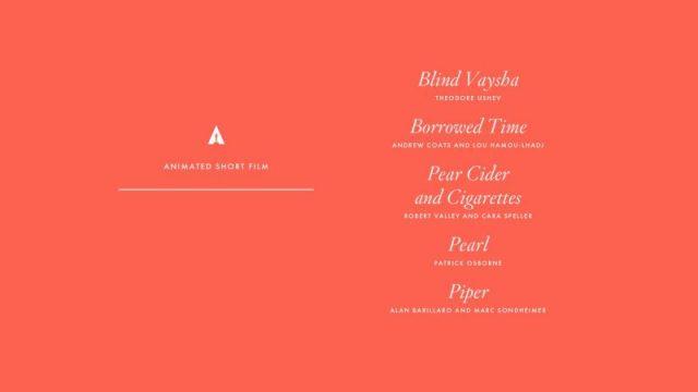 nominations - Oscars : 14 nominations pour La La Land NOMINATIONS oscars 1 24