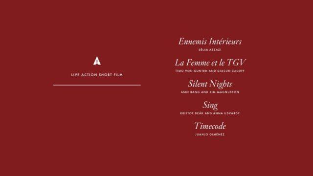 nominations - Oscars : 14 nominations pour La La Land NOMINATIONS oscars 1 9
