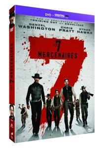 concours - Concours : gagnez le film Les 7 MERCENAIRES en Blu-ray et DVD 7 MERCENAIRES DVD