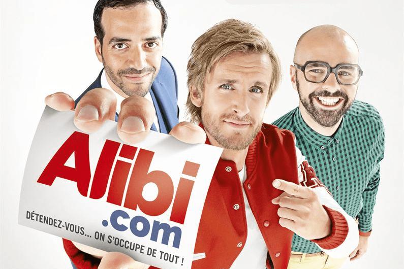 Alibi.com : la comédie française qui fera rire les autres (critique honnête)