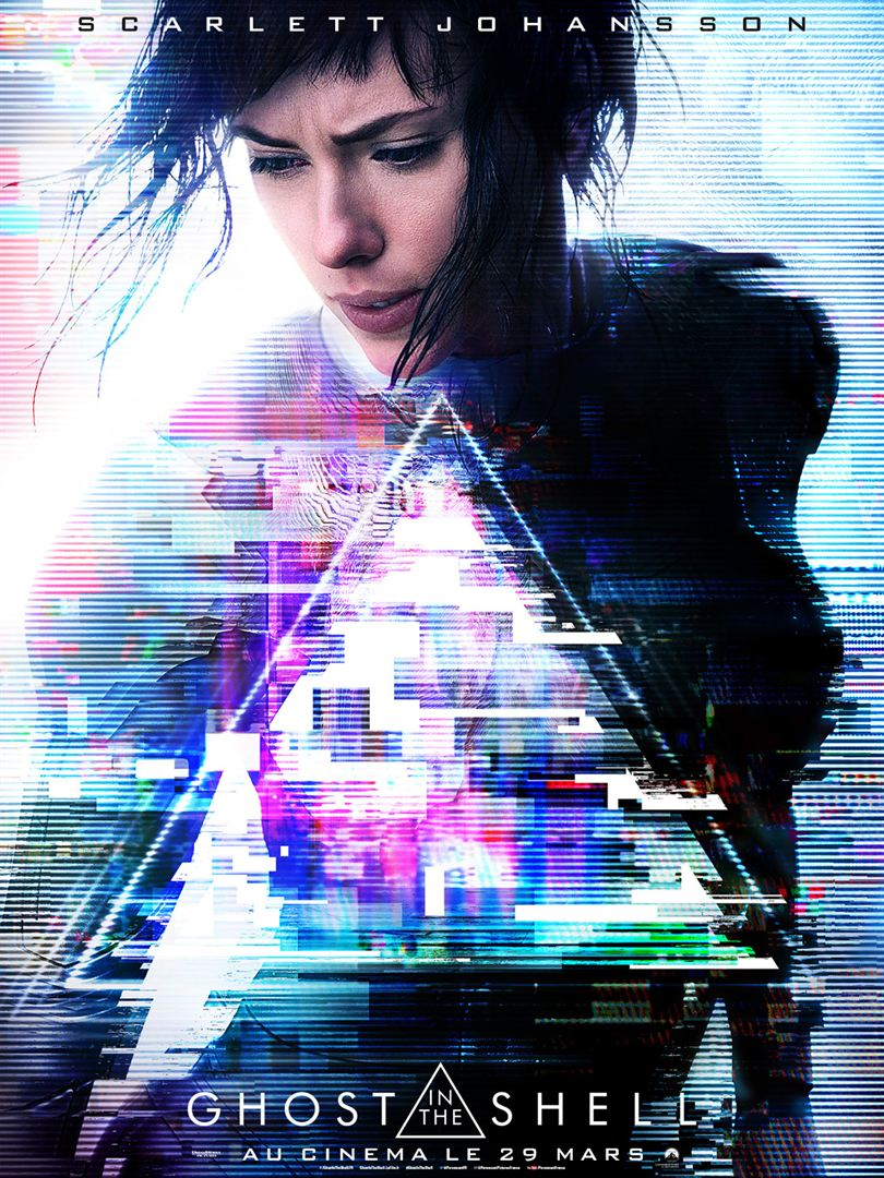 Ghost In The Shell : Un bon live-action en demi-teinte