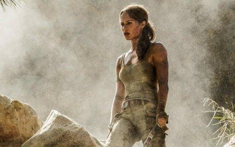 tomb raider - Tomb Raider 2 en 2021 Tomb Raider Alicia Vikander Lara Croft