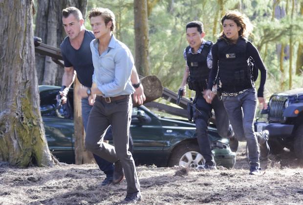 MacGyver et Hawai Five-0 : le crossover !