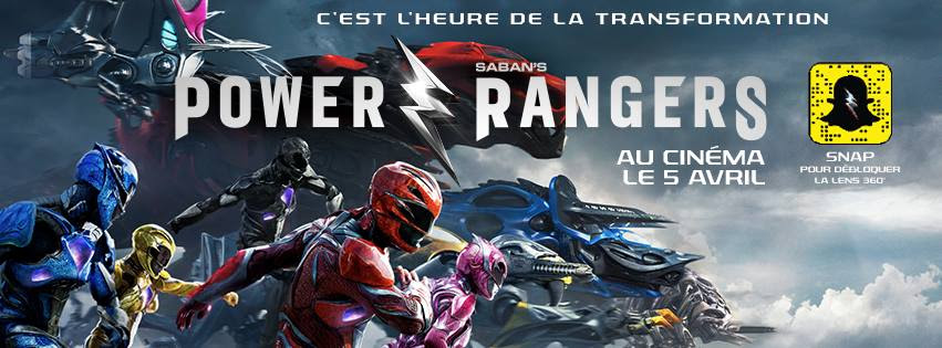 Power Rangers : question d'adaptation