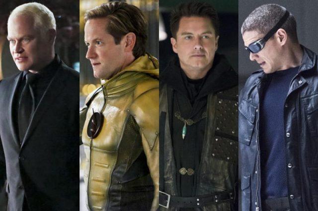 cw - Legends of Tomorrow : tout un paradoxe Legion of Doom DCLOT Saison 2 CW DC