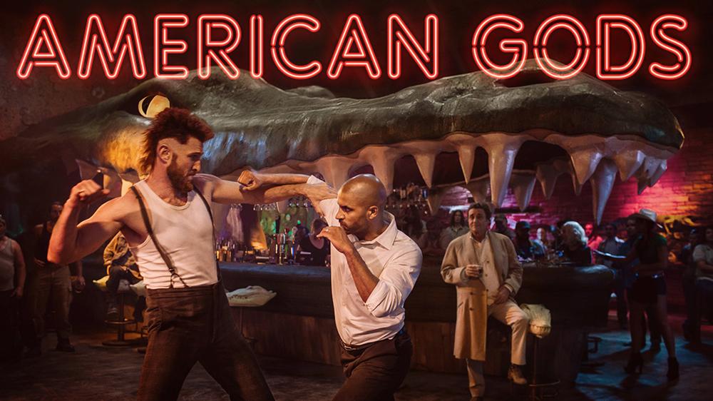 American Gods : Ricky Whittle (Shadow Moon) nous parle de son rôle