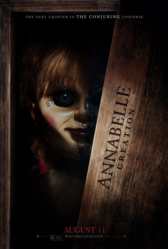 annabelle - Annabelle 2 : nouvelles affiche et bande-annonce annabelle 2 poster