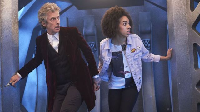 doctor who - Doctor Who saison 10 : à double-tranchant doctor who series 10 capaldi mackie bill 2