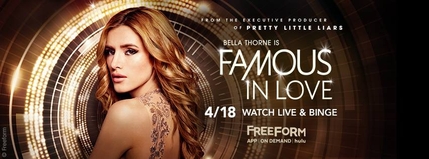 Famous In Love : Ooh Bella, ooh Bella