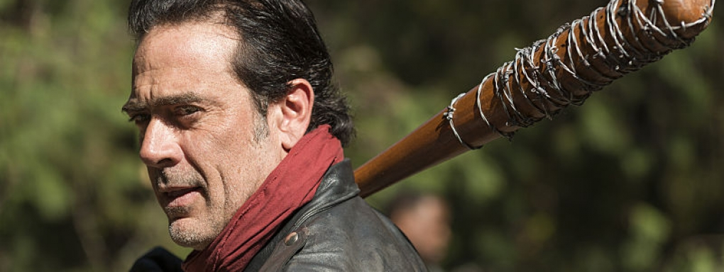 1er avril - [POISSON D'AVRIL] The Walking Dead : la saison 9 repoussée walking dead negan 7