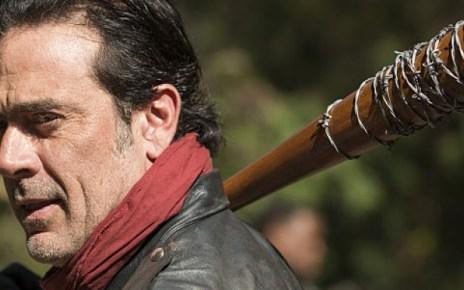 1er avril - [POISSON D'AVRIL] The Walking Dead : la saison 9 repoussée walking dead negan 7