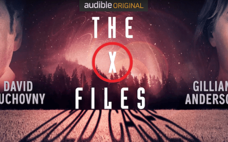 audible - X-Files : les épisodes audios en version française chez Audible !