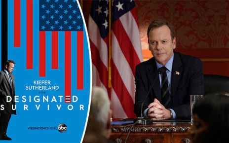ABC - Designated Survivor : The United States VS the world Designated Survivor season 1 part 2 when out Netflix release date 778422