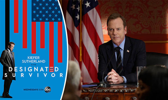 ABC - Designated Survivor : The United States VS the world Designated Survivor season 1 part 2 when out Netflix release date 778422