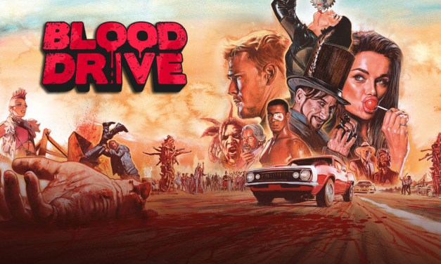 Blood Drive : road trip foutraque