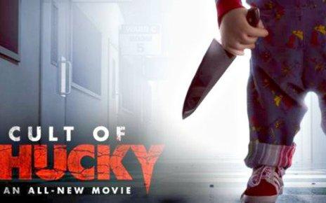 chucky - Cult Of Chucky : le retour de la poupée dans son premier trailer cult of chucky poster