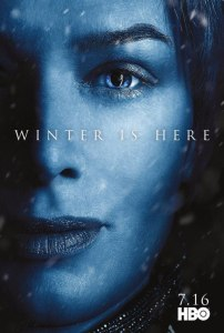 game of thrones - Game Of Thrones saison 7 : 12 affiches et un nouveau trailer game of thrones 7 poster 5