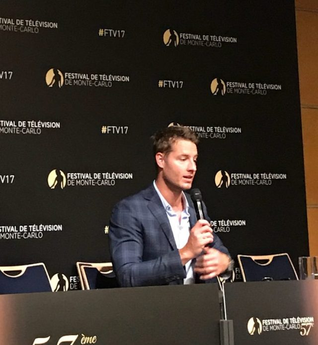 "FTV17 - Justin Hartley (This Is Us) : ""Je sais comment Jack meurt"" - #FTV17"