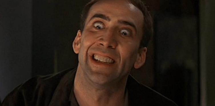 et sinon la carriere - Sinon Nicolas Cage, ça va la carrière? nicolas cage photo