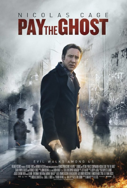 et sinon la carriere - Sinon Nicolas Cage, ça va la carrière? pay the ghost