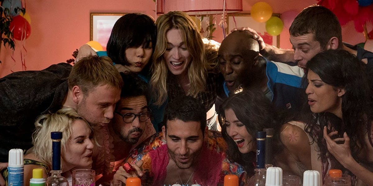 sense8 - Sense8 : il ne nous reste que notre frustration the sense8 cast including nomi lito kala will wolfgang riley sun and capheus