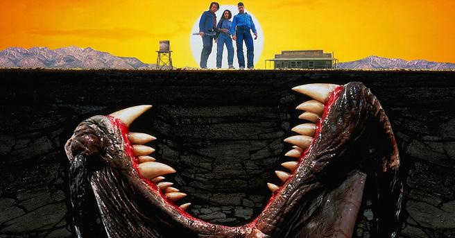 #AvoidtheGraboid : Tremors revient en DVD