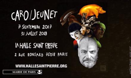 Exposition par Jean-Pierre Jeunet et Marc Caro en septembre à La Halle Saint Pierre