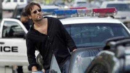 - 2007 - 2017 : Dream of Californication ... Hank et police