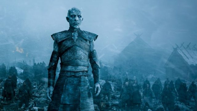 game of thrones - Game of Thrones : l'oeuvre des dieux, la part du diable gallery ustv game of thrones whitewalkers