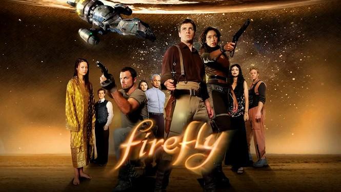 firefly - Podcast : Eureka, Pushing Daisies, Cowboy BeBop, les séries que vous n'avez pas vues Firefly