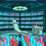 Rick and Morty Saison 3 Episode 8 : Morty's Mind Blowers