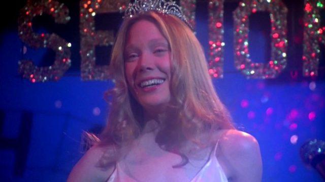 carrie - Ressortie de Carrie (1977) : Mise à mort de l'intime Carrie 1976 7