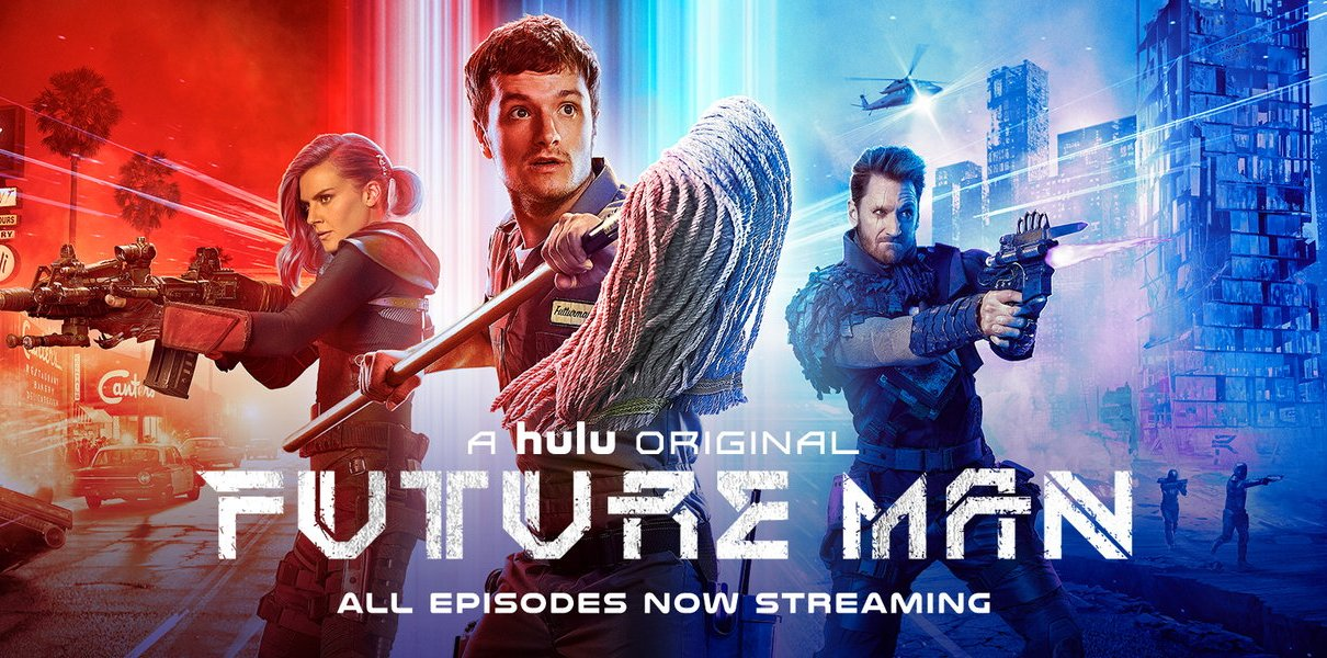 future man critique hulu
