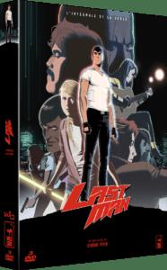 concours - Concours : gagnez des coffrets DVD et blu-ray de Lastman 3D DVD LASTMAN
