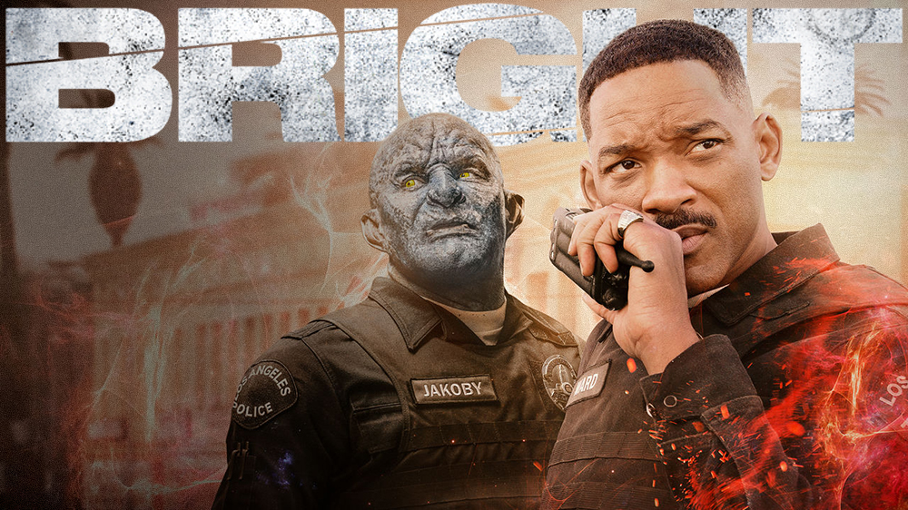 will smith - Bright : buddy-movie de l'année