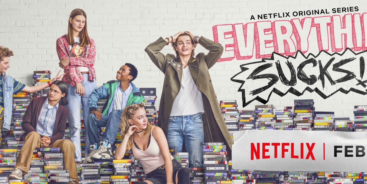 everything sucks - Everything Sucks! la nouvelle série de Netflix très 90s