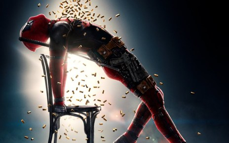 deadpool - L'actu des suites : Deadpool 2 et Jessica Jones saison 2 deadpool bullet shower poster main