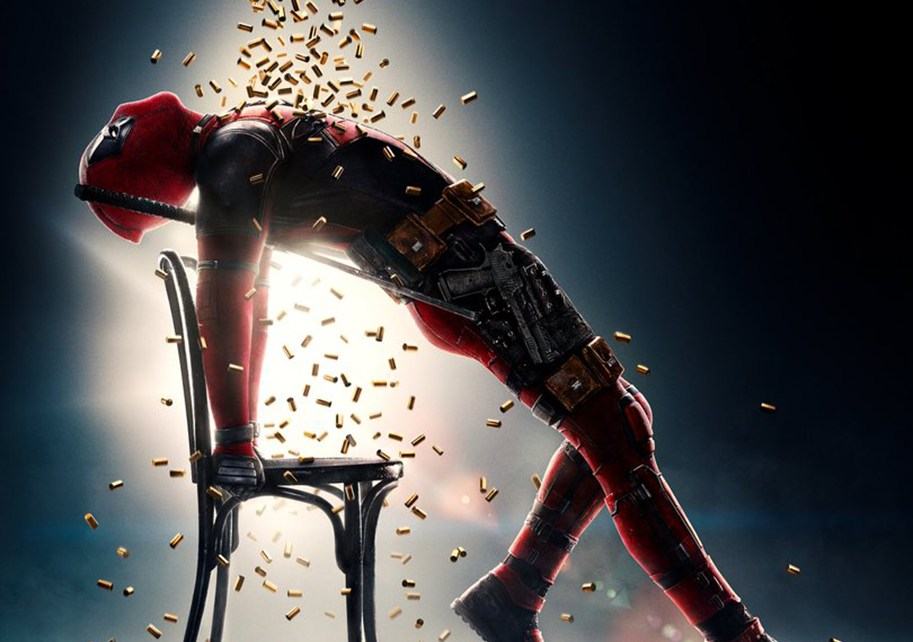 jessica jones - L'actu des suites : Deadpool 2 et Jessica Jones saison 2 deadpool bullet shower poster main