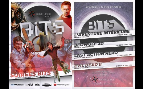 bits - Dark Crystal et Last Action Hero au Club de l'Etoile