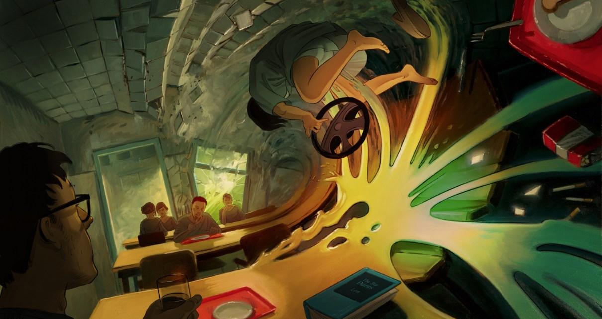 amazon prime - Amazon Studios proposeront Undone, leur première série animée pour adultes