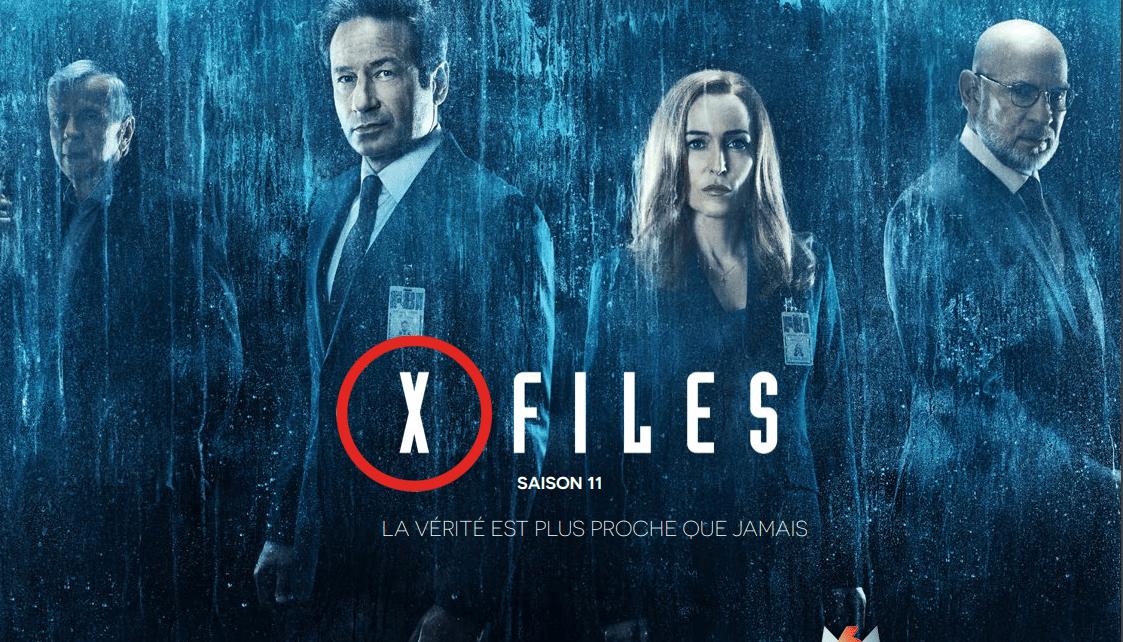 x-files - X-Files : la saison 11 dès le 7 avril sur M6