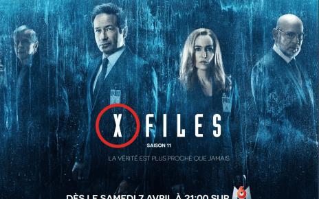 m6 - X-Files sur M6 : le dernier épisode ne sera pas diffusé... en dernier m6saison11