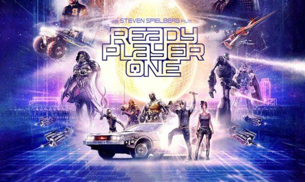 Ready Player One : film d'hier, d'aujourd'hui et de demain?