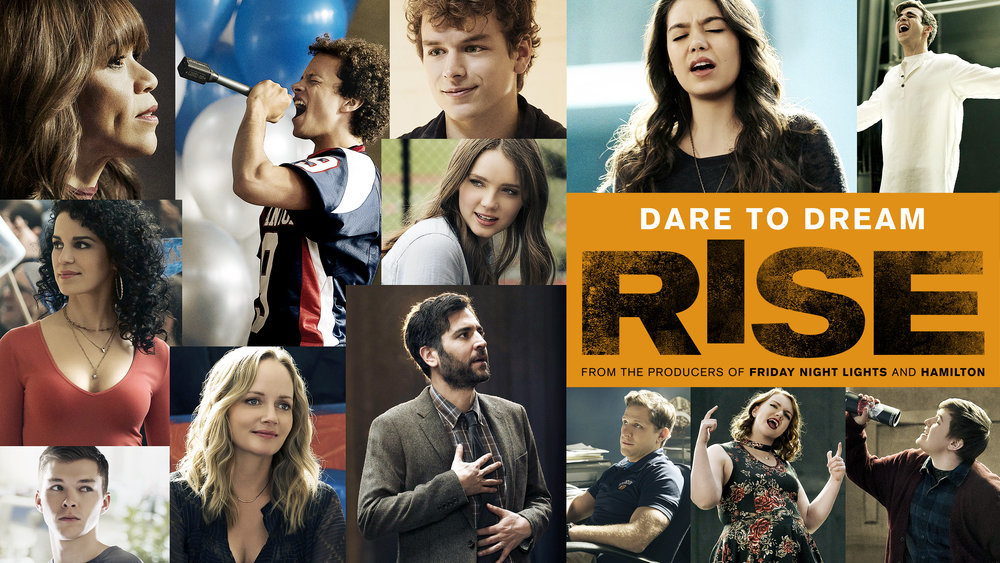 rise - Rise : avait-on besoin d'un nouveau Friday Night Glee ?