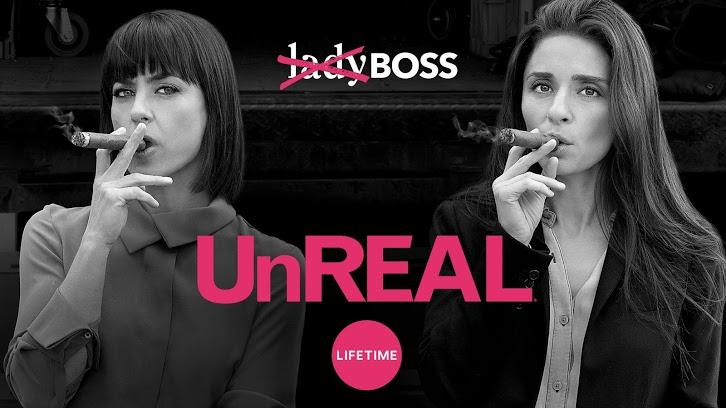UnREAL - UnREAL saison 3 : suivi critique des épisodes