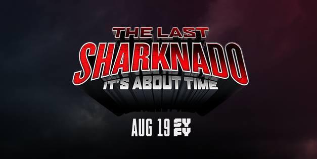 SHARKNADO 6 : le teaser de l'ultime film