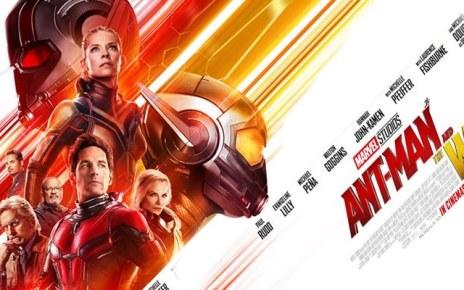 ant-man - Ant-Man et la Guêpe : commande effectuée (100% spoiler et scènes post-générique) ant man guepe critique